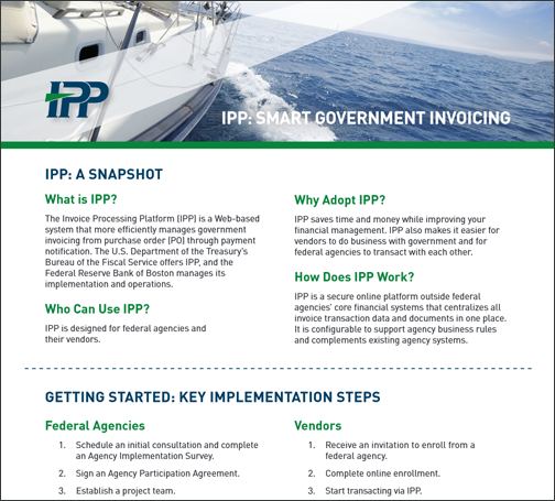Boston Fed IPP website - David DeSouza, Designer / UX