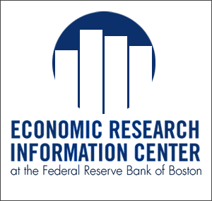 Boston Fed Economic Research Information Center Logo - David DeSouza, Designer
