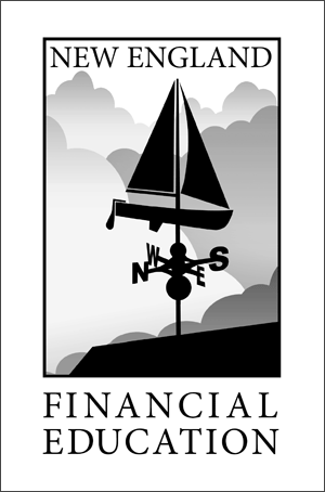 New England Financial Education Logo - David DeSouza, Designer