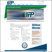 Web and Interactivity - Boston Fed IPP website and brochures - David DeSouza, Designer / UX